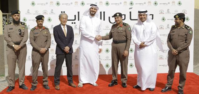 Saudi launches to partnership driving